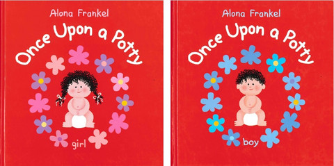 Once Upon a Potty Set of 2 (Hardcover)