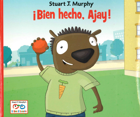 ¡Bien hecho, Ajay!: I See I Learn (Paperback)