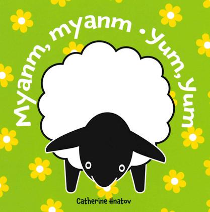 Yum, Yum (Haitian Creole/English) (Board Book)