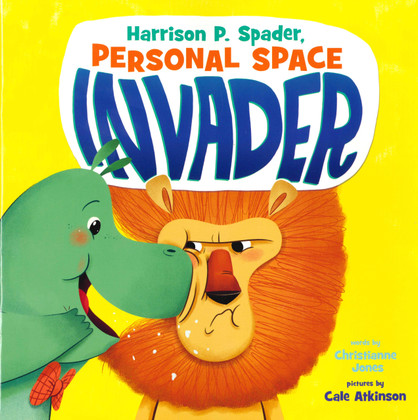 Personal Space Invader: Harrison P. Spader  (Paperback)