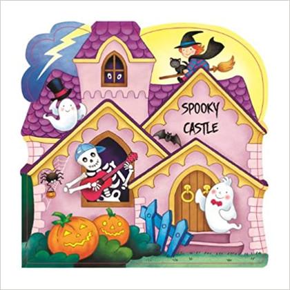 Spooky Castle (Shaped Board Book)