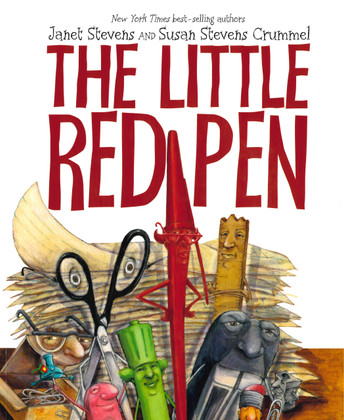 The Little Red Pen (Paperback)