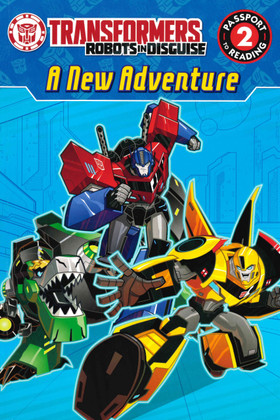 A New Adventure: Transformers Level 2 (Paperback)