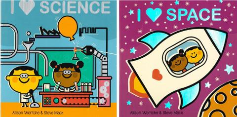 Baby University Set of 2 (Board Book)