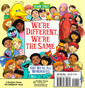 We're Different, We're The Same And We're All Wonderful! (Paperback)