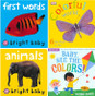 Colors and First Words Set of 4
