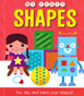 Z/CASE of 20 - My First Shapes (Board Book)