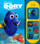 Finding Dory Little Play-a-Sound Book (Hardcover)