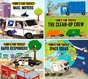 What Will You Be?  Finn's Fun Trucks Set of 4 (Paperback)