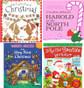 Christmas Fun for Preschoolers Set of 4 (Paperback)