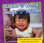 Babies Around the World: Spanish/English (Board Book)