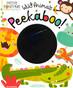 Peekaboo! Wild Animals (Board Book)