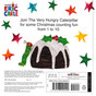 The Very Hungry Caterpillar's Christmas 123 (Board Book)