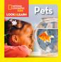 Pets: Look & Learn (Board Book)