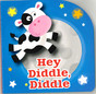 Hey Diddle, Diddle (Board Book) 4.25 x 4.25 x .5 inches
