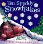 Ten Sparkly Snowflakes (Paperback)