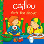 Caillou Gets the Hiccups! (Paperback)-Clearance Book