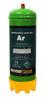 PURE ARGON 2.2Lt DISPOSABLE GAS BOTTLE