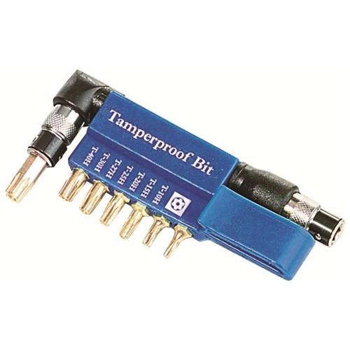 Tamperproof Torx Set