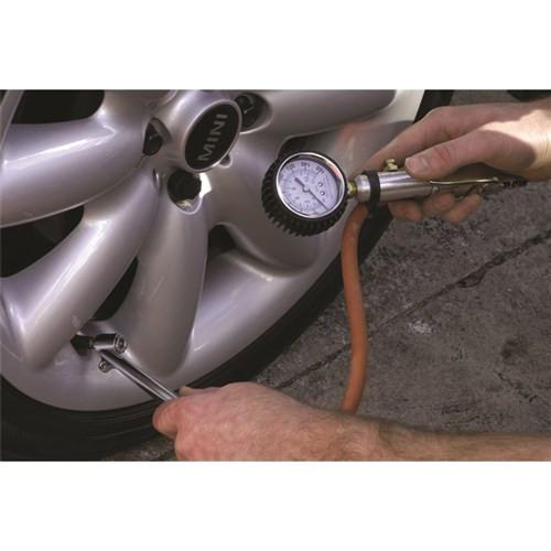 Tyre Inflator 3-in-1 + Gauge