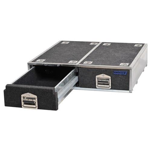 Vehicle Drawer System (2 Drawer)
