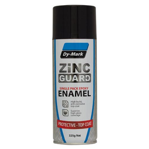 Zinc Guard Flat Black Single Epoxy 325g