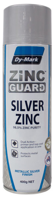 Zinc Guard Silver Zinc 400g