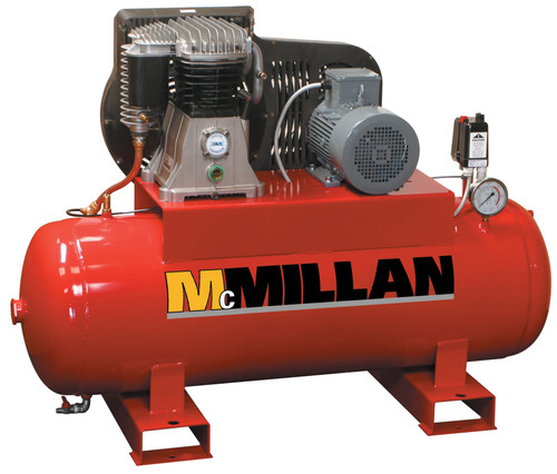 2 STAGE HP 415V AIR COMPRESSOR