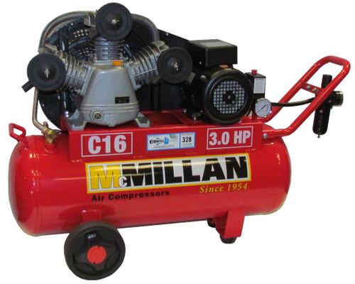 AIR COMPRESSOR 3.0HP 240VOLT