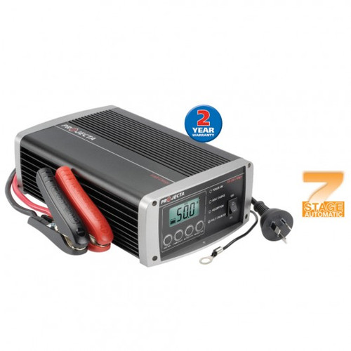 7 STAGE 15 AMP BATTERY CHARGER