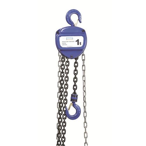 Chain Block 1 Ton 3m Lift