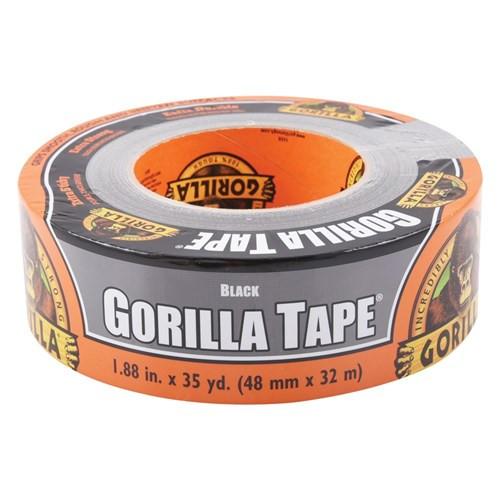 Gorilla Tape 32m Black