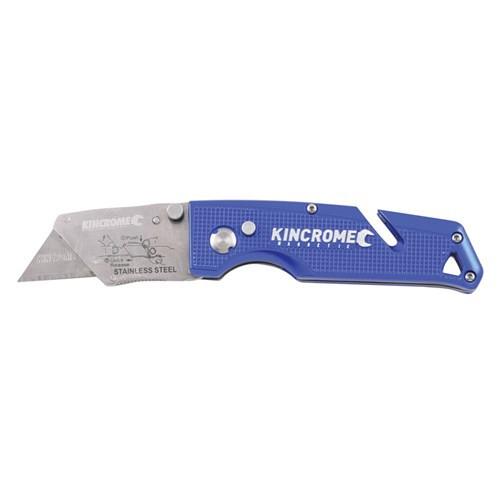 Magnetic Folding Utilty Knife