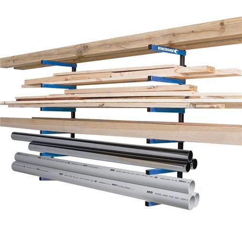 Multi Rack Wall Storage 300kg max load