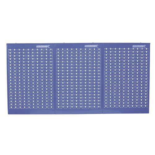Peg Board 3pce With 40 Hooks