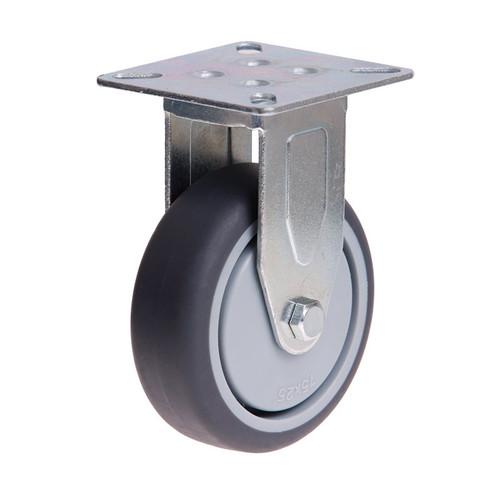 """Rigid Castor Wheel 75mm (3"""")"""