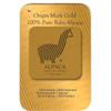 100% Pure Baby Alpaca Wool - Premium
