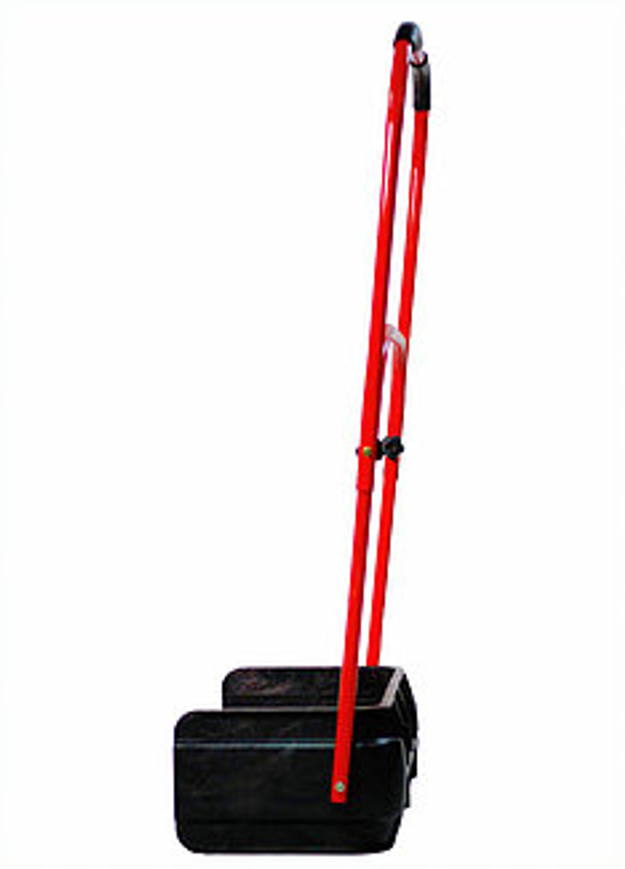 Push All Deck Snow Removal Shovel