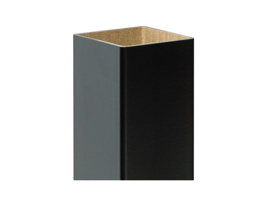 Black Composite Post Sleeve by Deckorators