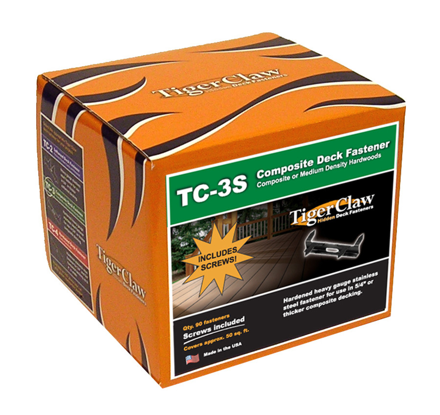 Tiger Claw TC 3