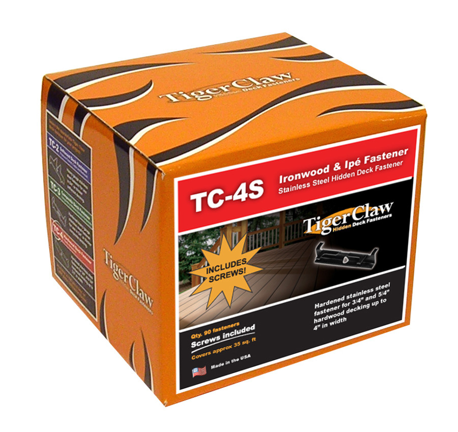 Tiger Claw TC 4