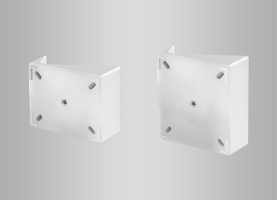 CXT CLASSIC ANGLE ADAPTORS - 22.5Á WHITE