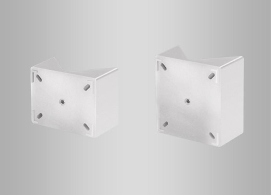 CXT CLASSIC ANGLE ADAPTORS - 45Á WHITE