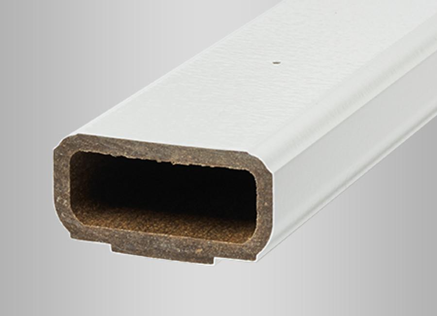 CXT Classic Bottom Rail / White