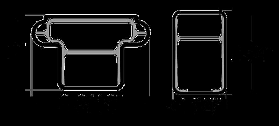 200 Series Vinyl Railing Kit by Superior Plastics