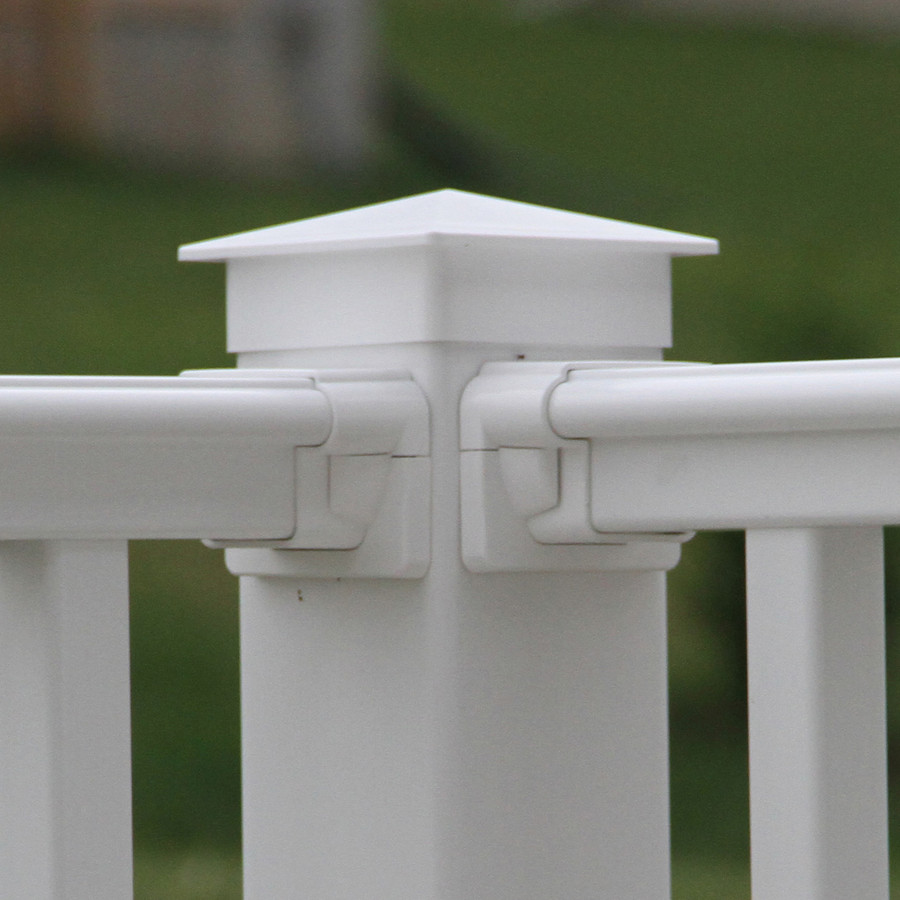 200 Series Railing Mounting Brackets by Superior Plastics