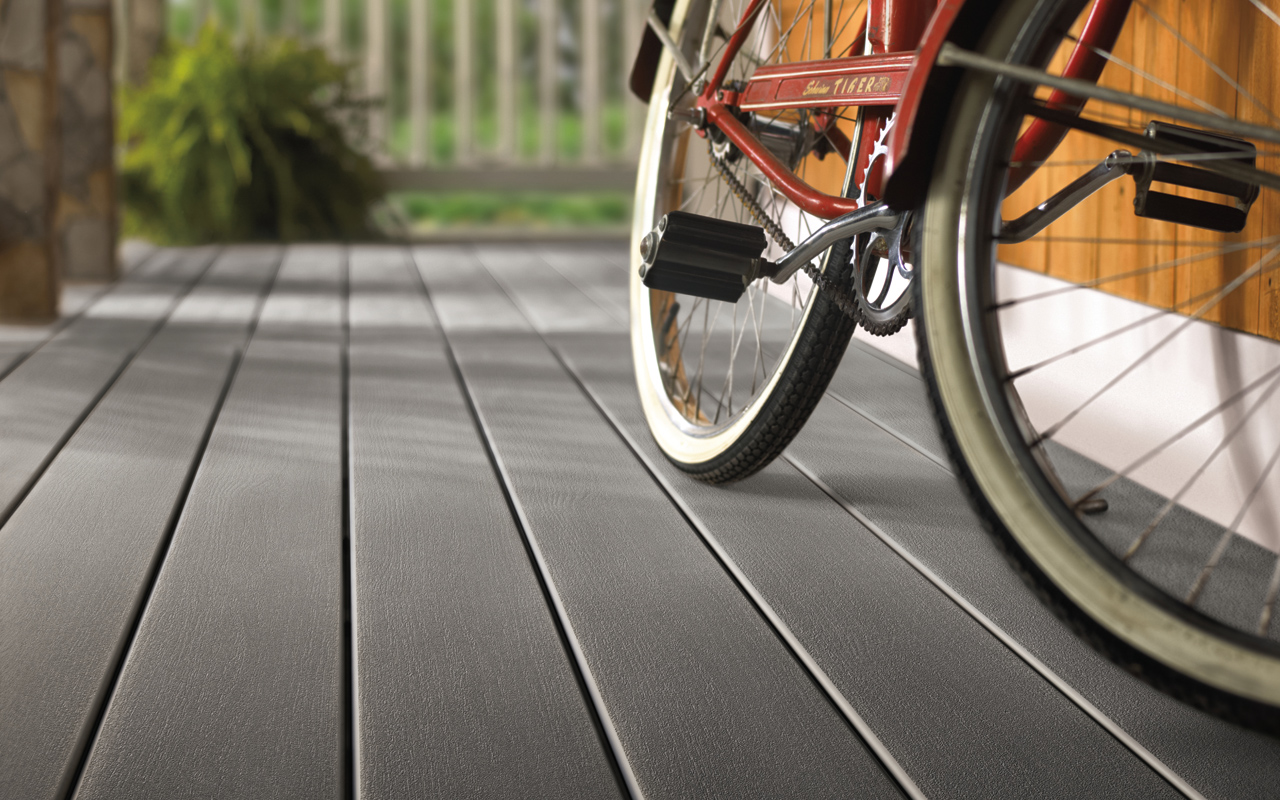 Decking now available at Deck Expressions!