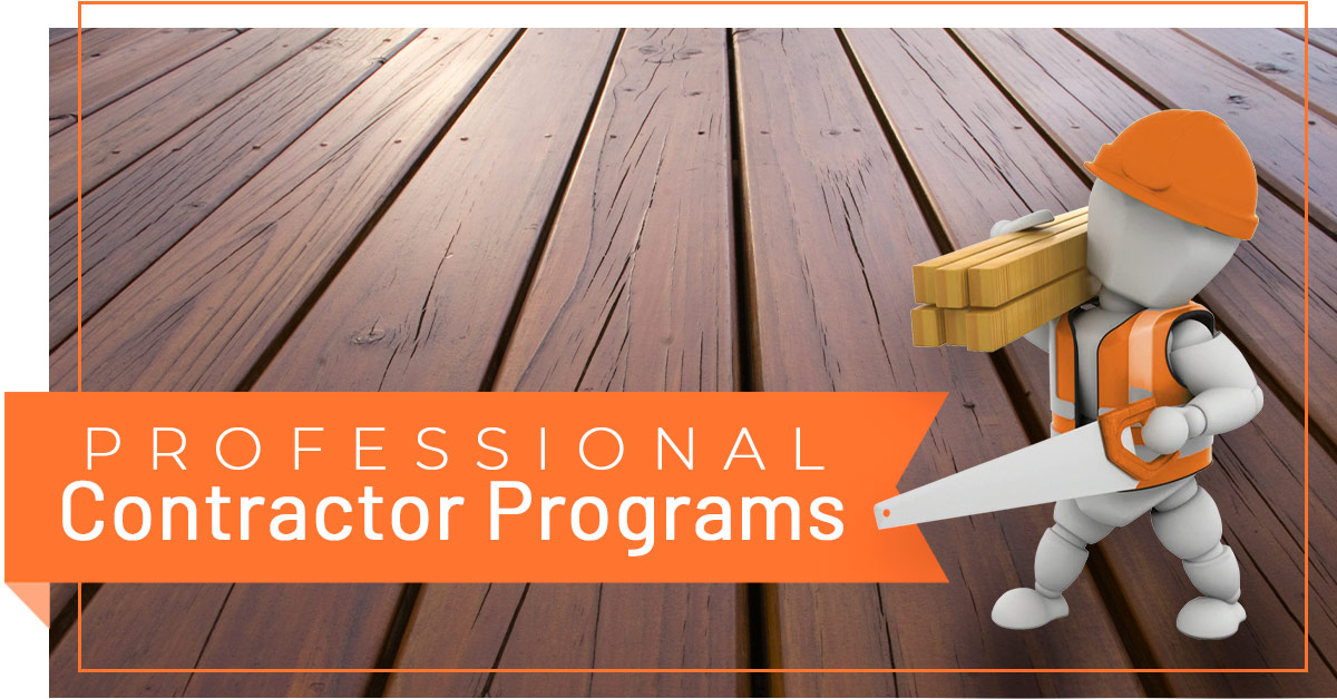 4 Reasons to Become A Decking Pro