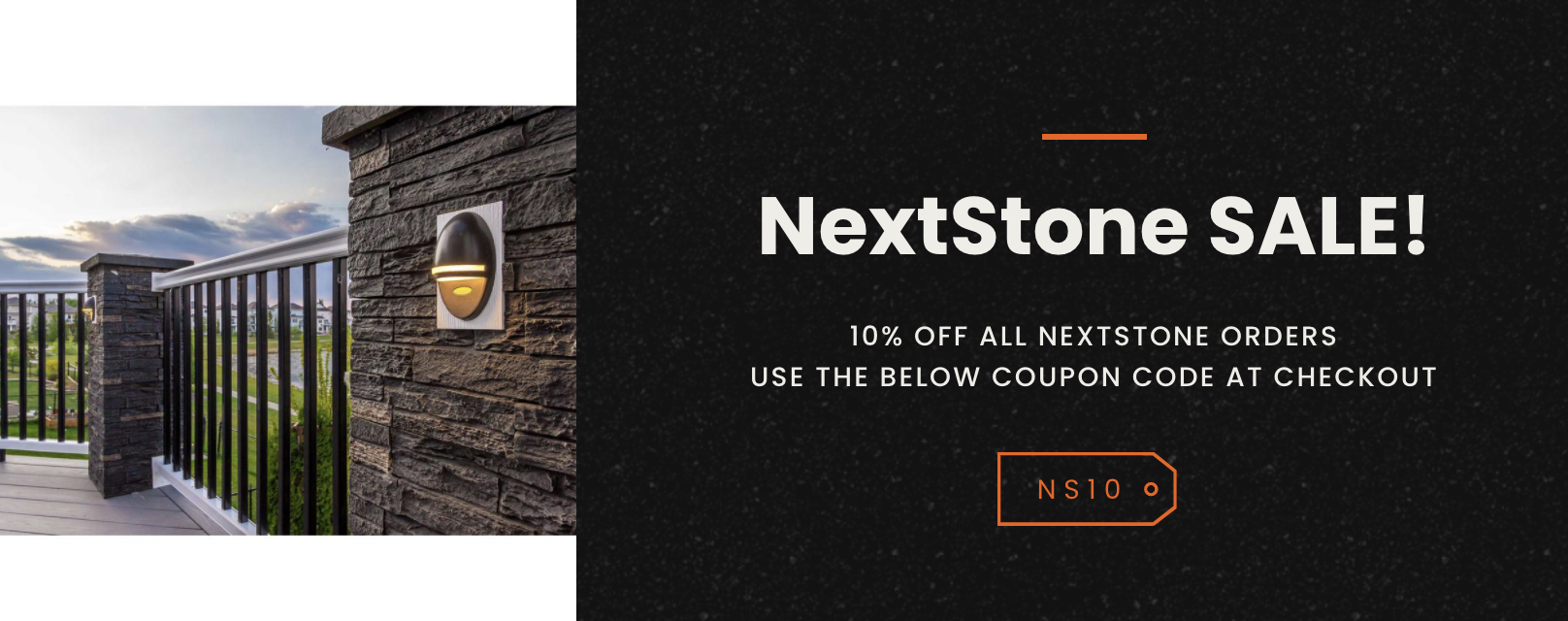 NextStone Sale Extended to 5/10/21