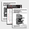 CB II CNC Press Brake Manual Bundle